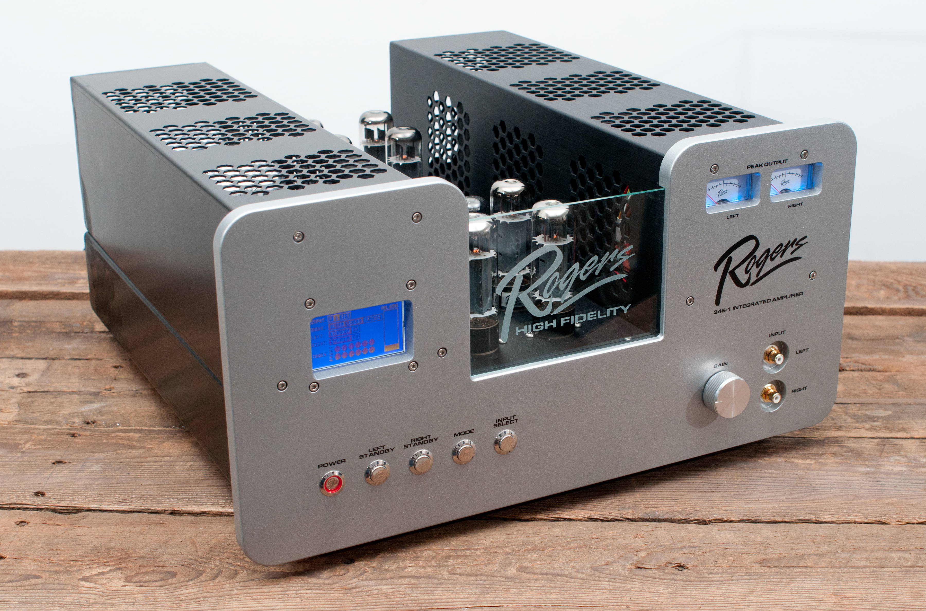 Rogers 34s 1 Integrated Amplifier Rogershighfidelity Adresses Of Circuits Power Audio Amplifiers Manufacturers Manufacturing Process All Are Built Using Our Own Statistical Control Processes That Yield Better Than A 998 First Pass