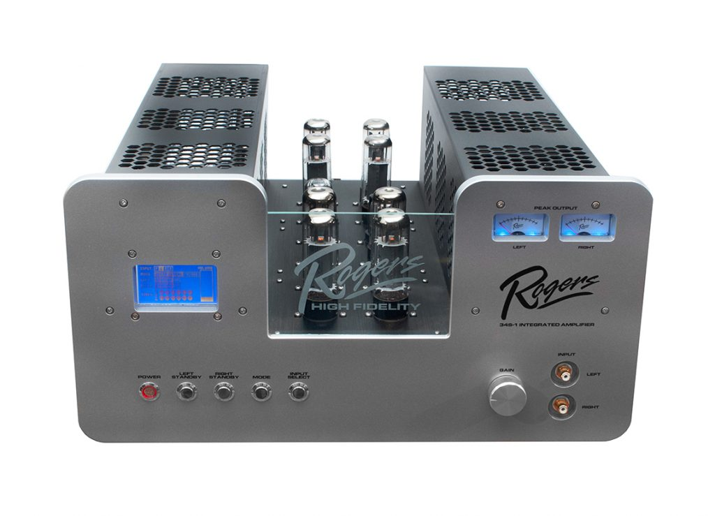 ROGERS 34S-1 Integrated Amplifier - rogershighfidelity ... on