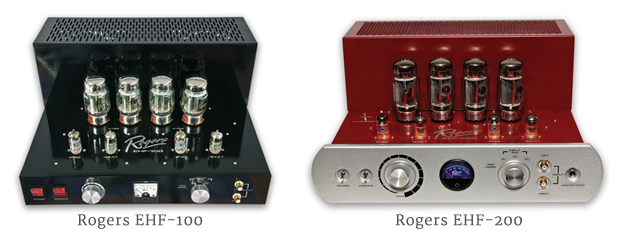 rogers high fidelity EHF-100_and_EHF-200