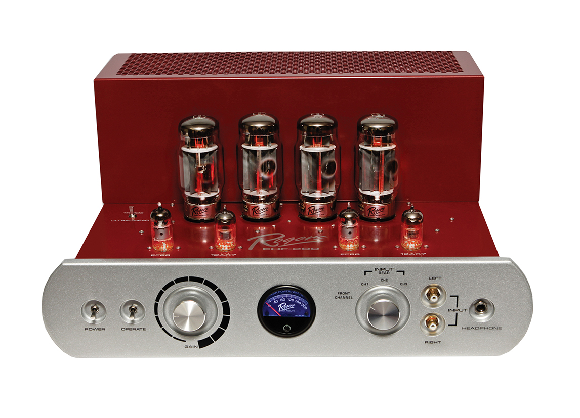 Rogers Ehf 200 Mk2 Integrated Amplifier Adresses Of Circuits Power Audio Amplifiers Manufacturers